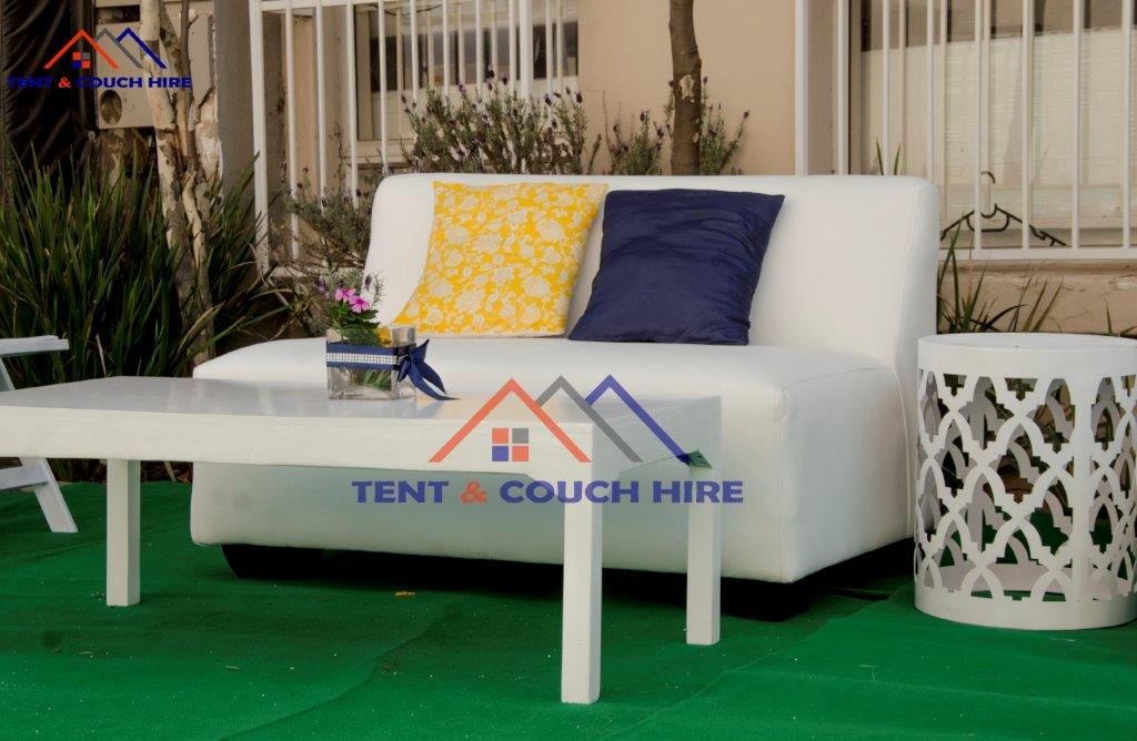 tent and couch hire in centurion and cape town