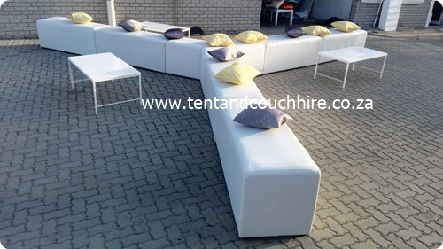 tent and couch hire Pretoria and cape town
