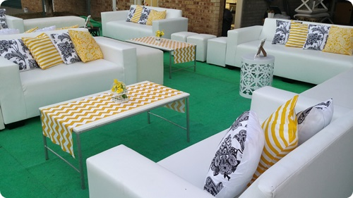 Stretch Tent,Couch, Umbrella & Furniture Hire in Pretoria